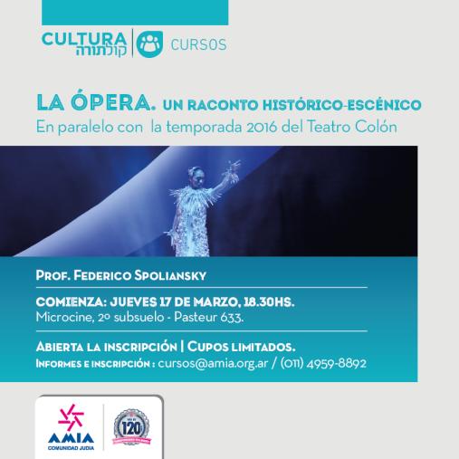 curso la opera- 2016