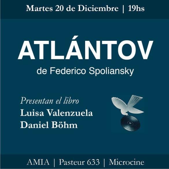 ATLÁNTOV - SPOLIANSKY -VALENZUELA - BOHM